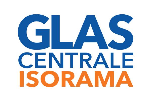 Glascentrale Isorama logo