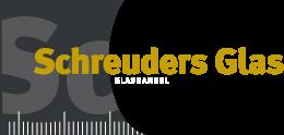 Schreuders glas logo