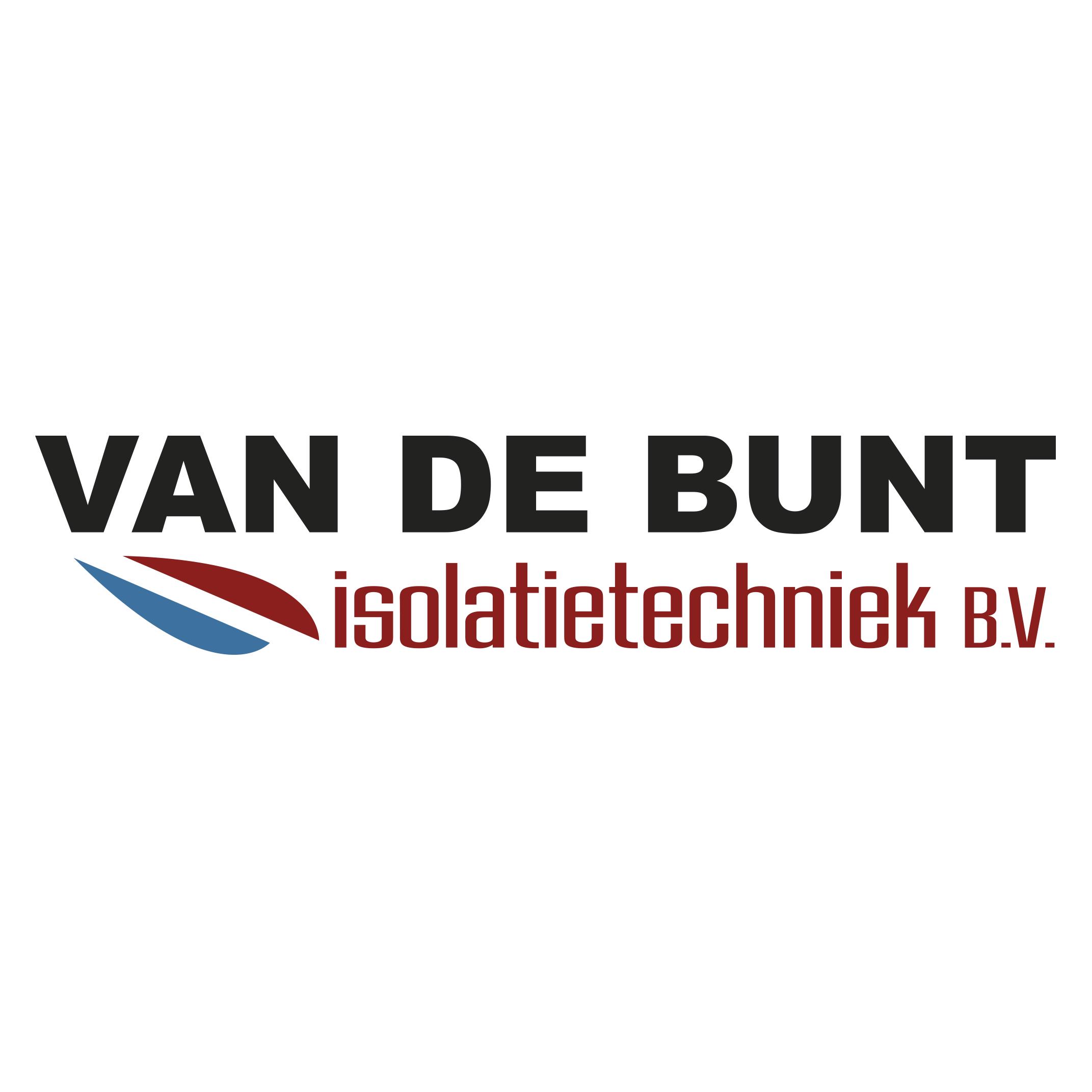 van de Bunt Isolatechniek logo