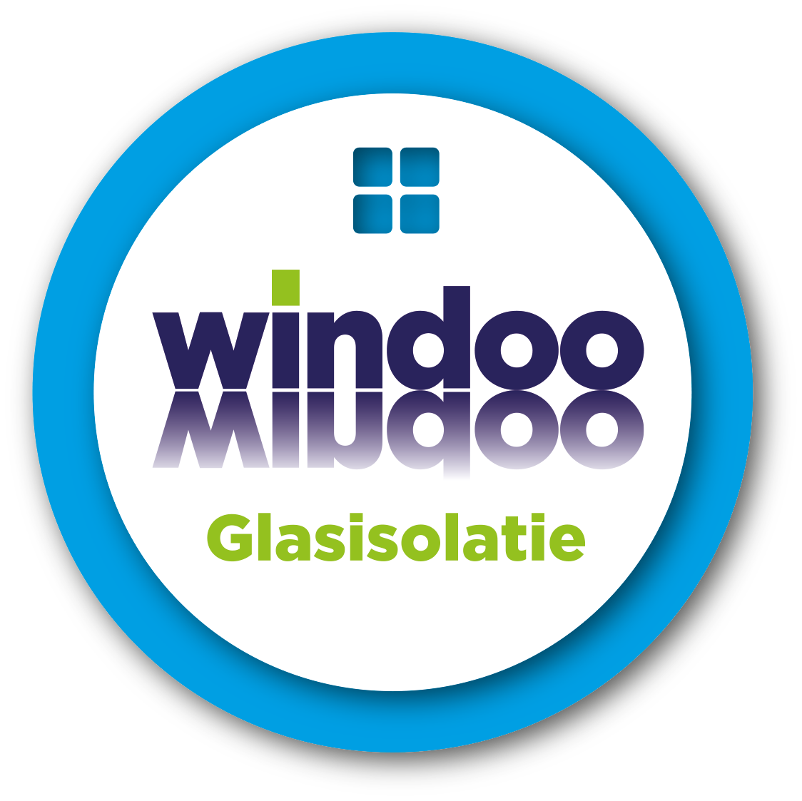 Windoo Glasisolatie logo